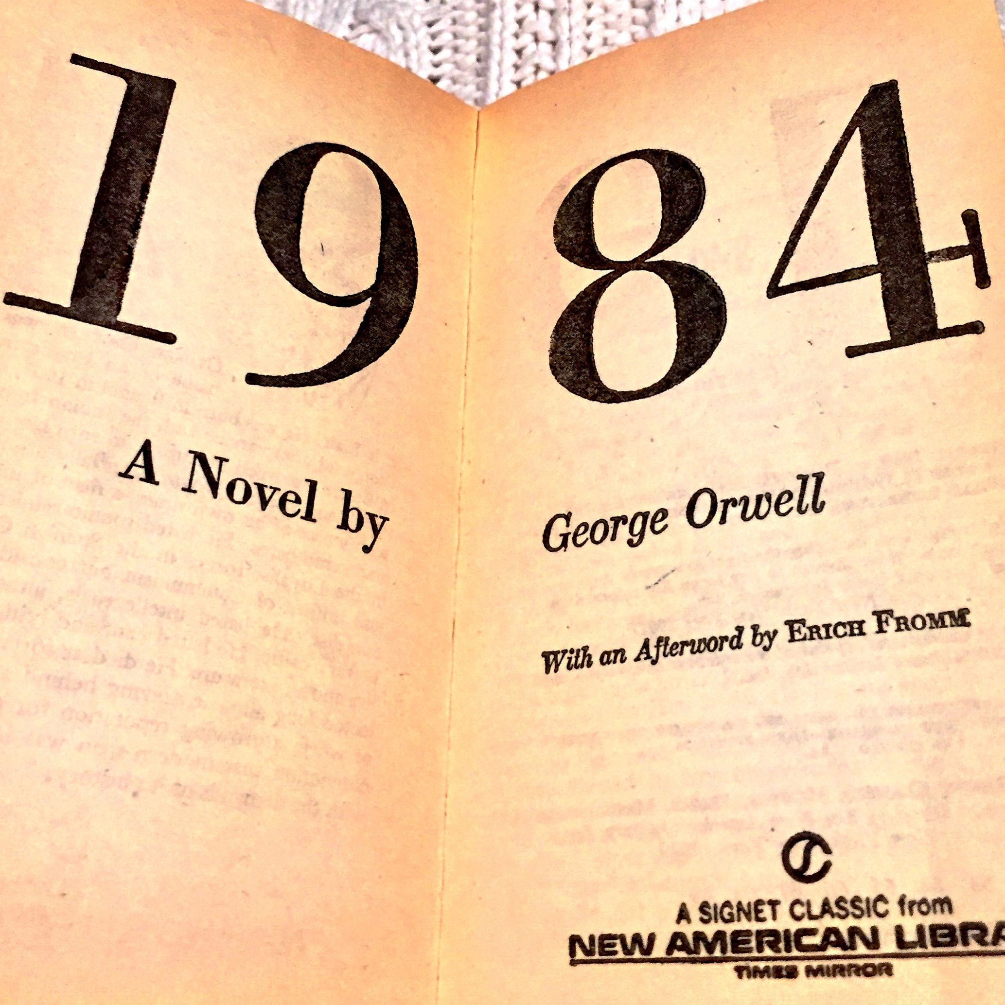 winstons transformation from 1984 by george orwell essay Struggling with themes such as violence in george orwell's 1984 we've got the quick and easy lowdown on it here.