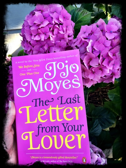 Book Review The Last Letter From Your Lover by Jojo Moyes – luvtoread