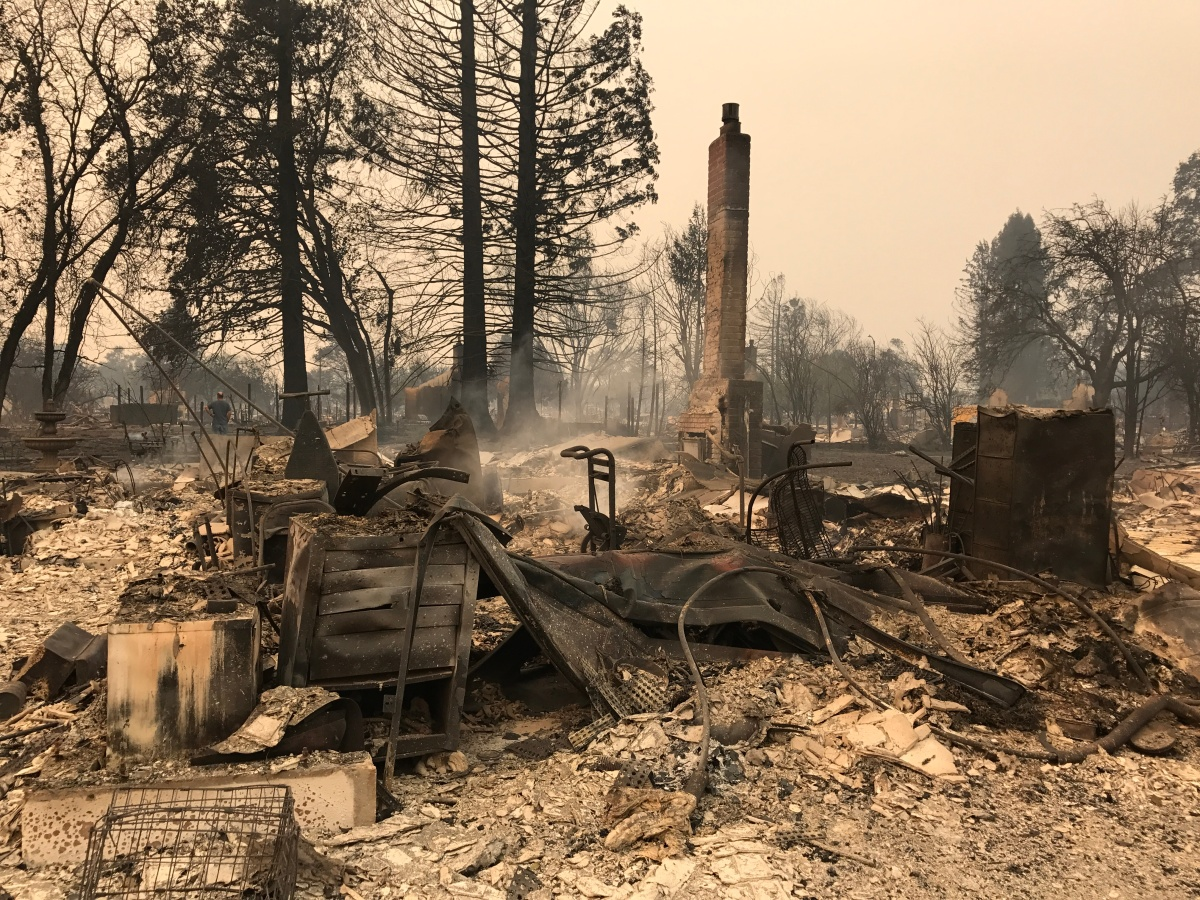 Santa Rosa Strong - Sonoma County Strong – Santa Rosa Fire Update