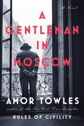 AGentlemanInMoscowCover