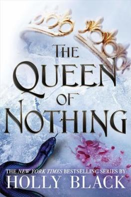 TheQueenOfNothingCover